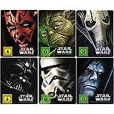 Star Wars Steelbook Blu-ray Set - The Complete Saga I-VI