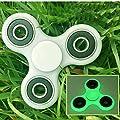 Fidget Spinner Toy Hand Finger Spinner Prime Focus Ceramic Hybrid Steel Edc Bearing Stress Reducer & Tri Spinner Toy