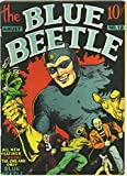 The Blue Beetle - Issue 013 (Golden Age Rare Vintage Comics Collection (With Zooming Panels) Book 13) (English Edition)