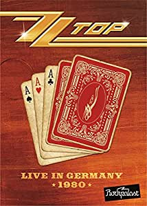 Live In Germany 1980 [DVD] [2014]