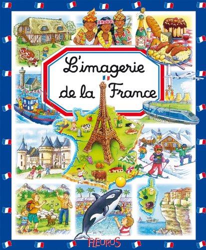 L'imagerie de la France par Emilie Beaumont