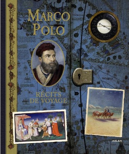 Marco Polo Carnet de voyage par Clint Twist