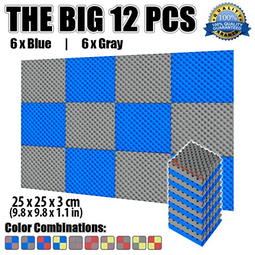 super-dash-12-pack-de-25-x-25-x-3-cm-con-forma-de-huevera-acustica-home-studio-panel-de-espuma-de-in