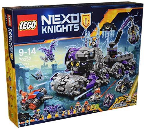 Nexo Knights - La morada de Jestro (70352)