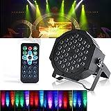 72W LED Bühnenbeleuchtung DMX Bühne Licht DJ Disco Party Lichteffekt