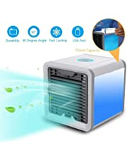 CZ Cool Zone Arctic Air Portable 3 in 1 Conditioner Humidifier Purifier Mini Cooler Arctic air Coolers for Home,air Cooler for Room,Air cooler Easy Way to Cool Any Space Air,Portable Air Cooler Fan
