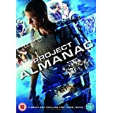 Project Almanac [DVD] by Jonny Weston