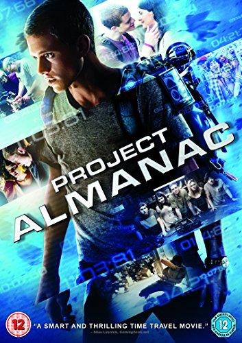 Bild von Project Almanac [DVD] by Jonny Weston
