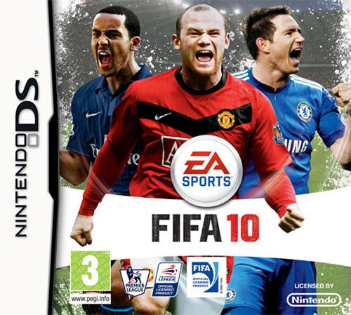 Electronic Arts FIFA 10, NDS - Juego (NDS, Nintendo DS, Deportes, EA SPORTS, E (para todos))