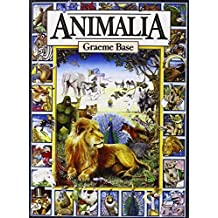 Animalia by Graeme Base (1993-09-20)