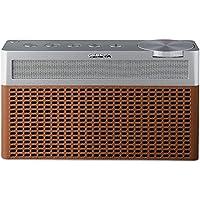 """Radio numérique Dab+/FM + Fonction Enceinte Bluetooth""""Touring S"""" Cognac"""