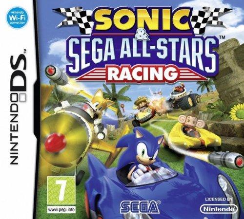 Sonic & SEGA All-Stars Racing [UK Import]