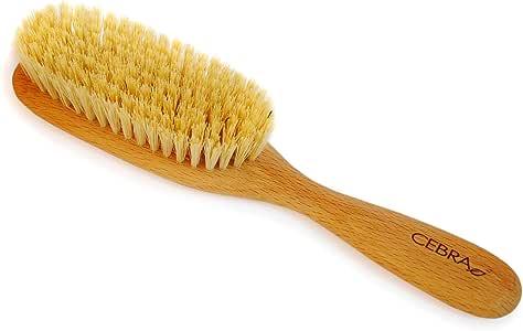 Cebra ethical skincare Sisal Hair Brush - Eco Friendly