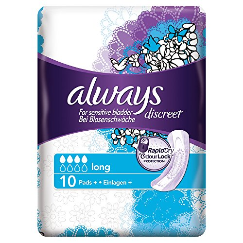 always-discreet-long-incontinence-pads-for-sensitive-bladder-pack-of-40