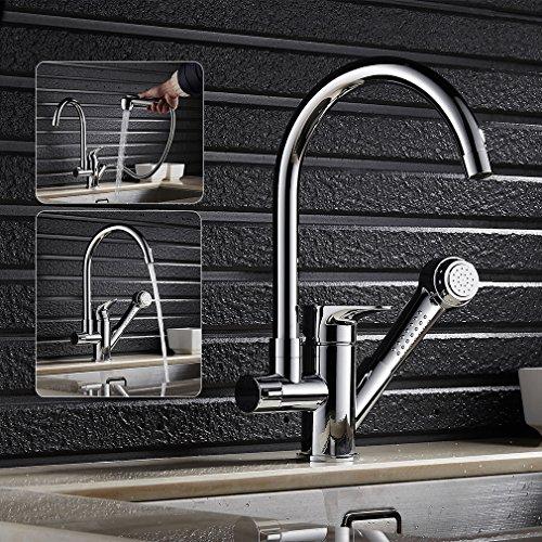 Auralum-Luxus-Design-Grifo-mezclador-de-alta-presin-para-fregadero-de-cocina-cromo-monomandogrifo-de-agua-caliente-y-fria