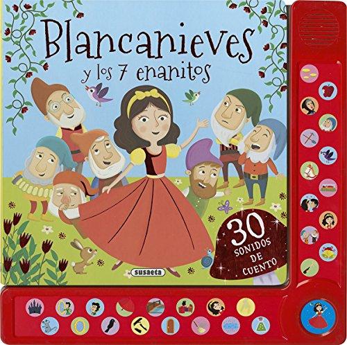 Blancanieves y los 7 enanitos (30 sonidos) por Susaeta Ediciones S A