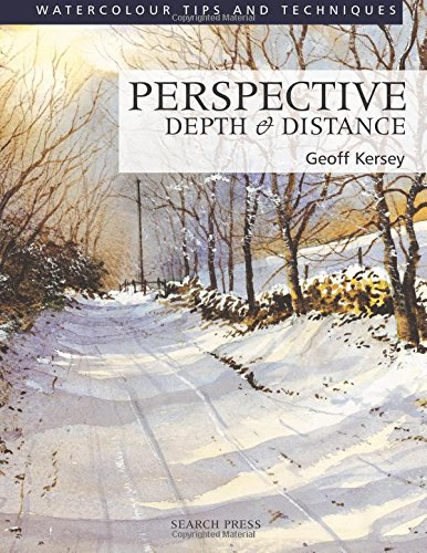 Perspective Depth & Distance (Watercolour Tips and Techniques)