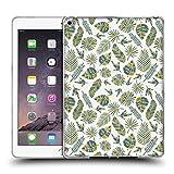 Offizielle Pom Graphic Design Gold Tropicana Muster 2 Soft Gel Hülle für iPad Air 2 (2014)