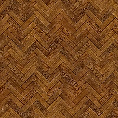 MyTinyWorld Dolls House Miniature Parquet Flooring 9 Inch Pale Cocoa Colour Oak Strip Effect produced by MyTinyWorld - quick delivery from UK.