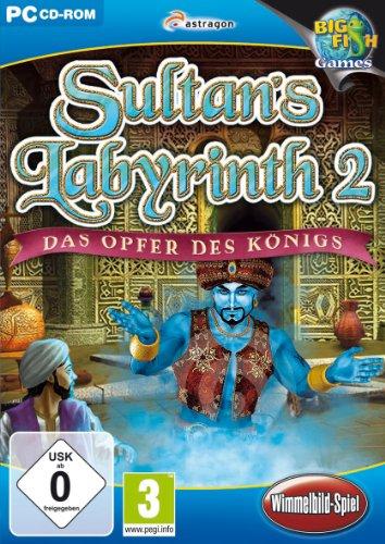 Sultan's Labyrinth 2: Das Opfer des Königs