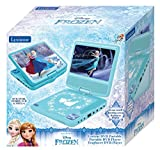 Disney Lexibook - DVDP6FZ - Frozen Portable DVD Player - Sky blue