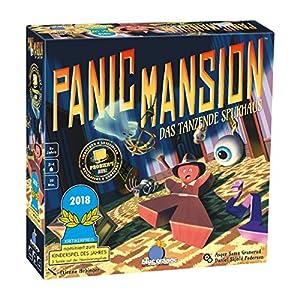 Panic Mansion - Casa de muñecas Bailando