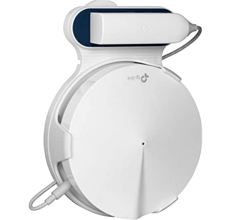 Space Saving Easy Moved 1 Pack STANSTAR Wall Mount for TP-link Deco P7 Whole Home Mesh Wifi System Without Messy Wires Sturdy Brackets