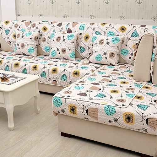 MEHE@ romantique élégant luxe personnalité créatif Contemporain Haut Grade Canapé Coussin Tissu Housse Canapé Serviette (taille : 110 * 180cm)