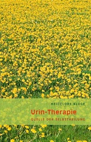 Quelle der Selbstheilung. Urin-Therapie