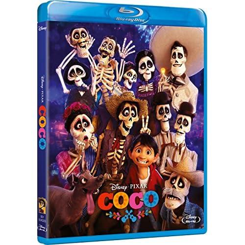 Coco [Blu-ray] 1
