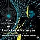 The Modernity Of Bob Brookmeyer : The 1954 Quartets