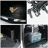 Mebare (TM) pour Volvo XC90S60S80S40V70XC60Lifan 620Lifan X60Fiat 500Trunk Cordes Sac de transport réseau Accessoires Auto Car Styling