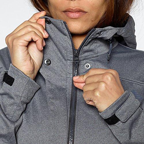 61I7rb6%2BbQL. SS500  - Berg Outdoor Women's Nataka Long Fit Softshell Jacket