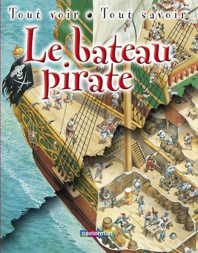 Le bateau pirate par Julia Bruce