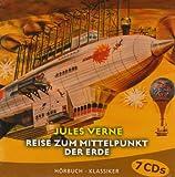 Die Reise zum Mittelpunkt der Erde, 7 Audio-CDs