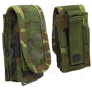 Claw Gear 40mm Grenade Pouch Flecktarn Army Airsoft German