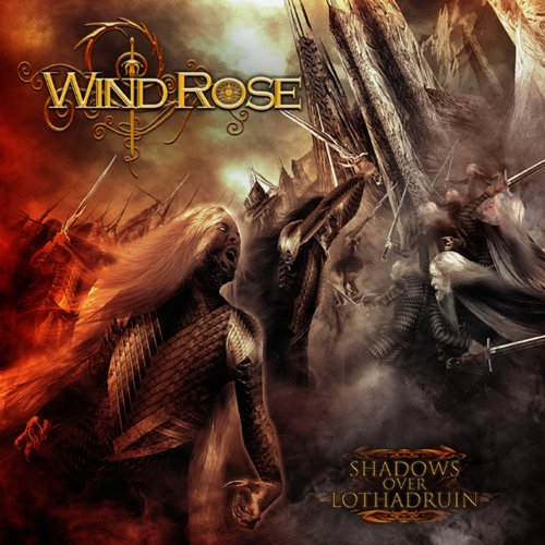 Wind Rose: Shadows Over Lothadruin (Audio CD)