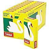 Swan Extra Slim Filter Tips - Full Box Of 20 Total 2400 Tips