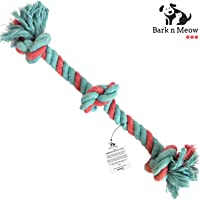 Panoramic Enterprises BnM 3 Knot Rope Toy for Adult Dogs and Puppies (16 Inches)