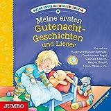 Meine erste Kinderbibliothek. Meine ersten Gutenacht-Geschichten und Lieder