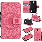 BONROY Case,Huawei Y625 Flip Leather Case, Shockproof