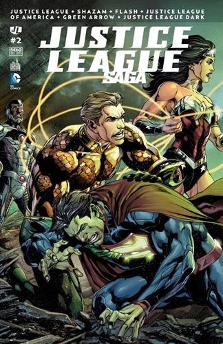 Justice League Saga, N° 2 :