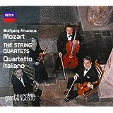 Mozart : Les quatuors à cordes / Quartetto Italiano