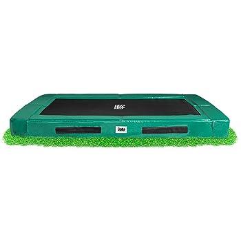 Salta Bodentrampolin, 153x 214cm, Farbe Waldgrün