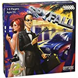 Cryptozoic Entertainment Spyfall Board Game, Multi Color