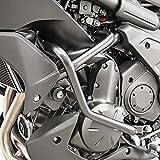 Pare Carter Fehling Kawasaki Versys 650 15-17 noir