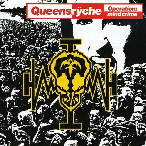 Operation: Mindcrime by Queensryche (1990-10-25)