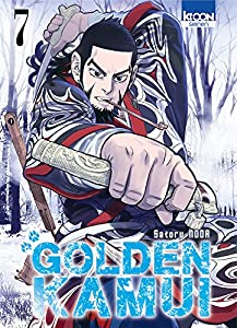 Golden Kamui Edition simple Tome 7