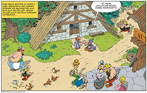 Asterix 36: Der Papyrus des Cäsar - 3