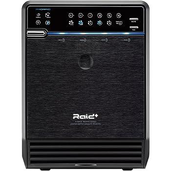 Mediasonic HFR2-SU3S2 ProRaid 4 Bay External Hard Drive Enclosure - USB 3.0 & eSATA